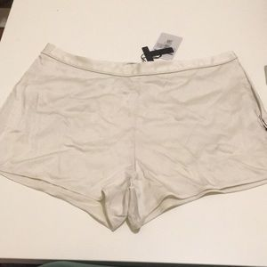 Alexander Wang Dress Shorts NWT!